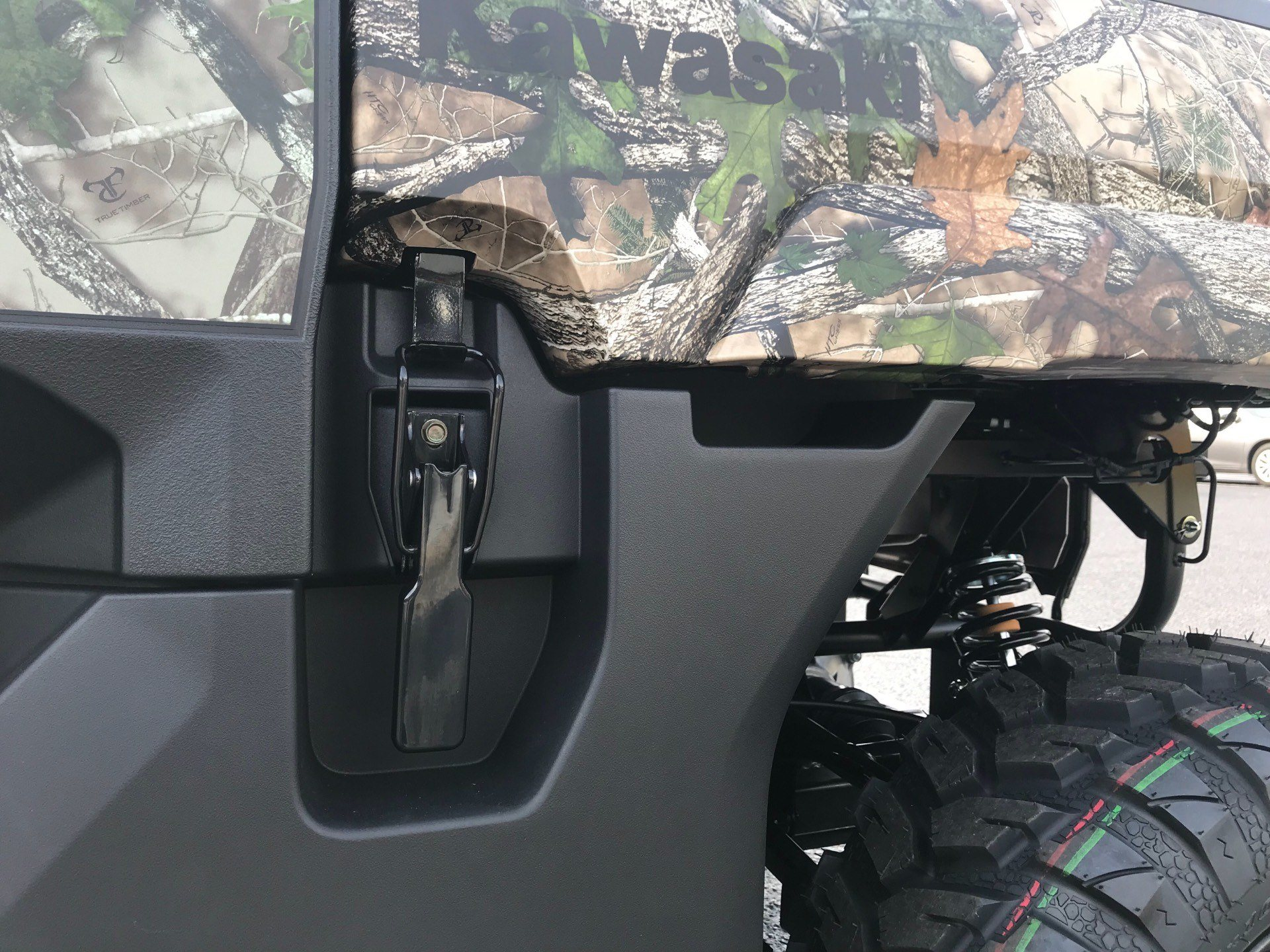 2019 Kawasaki Mule PRO-MX EPS Camo in Greenville, North Carolina - Photo 25