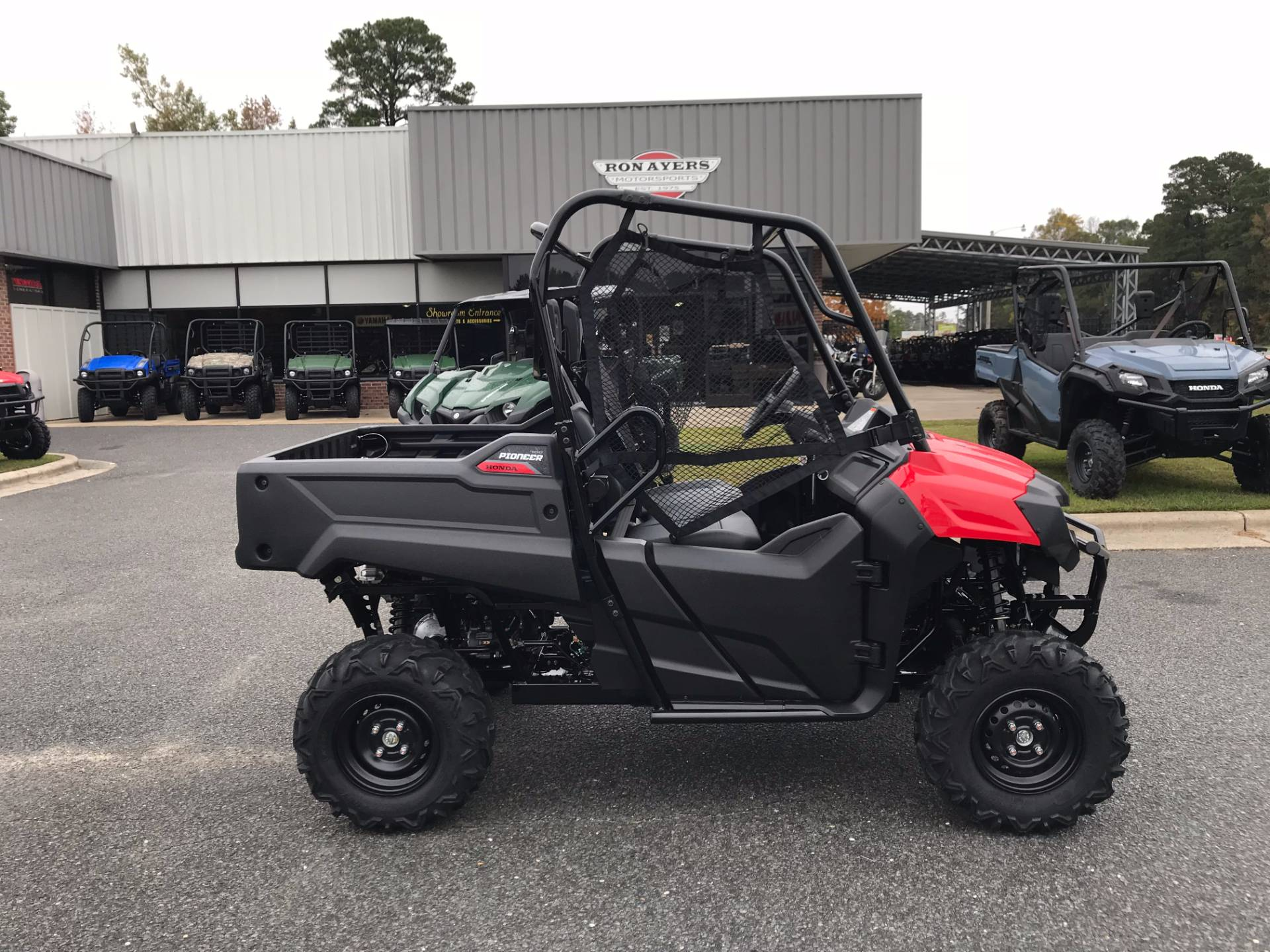 2018 Honda Pioneer 700 in Greenville, North Carolina - Photo 1