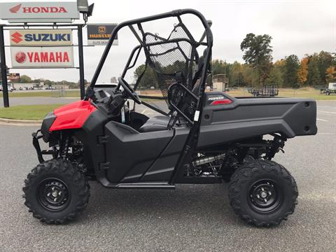 2018 Honda Pioneer 700 in Greenville, North Carolina - Photo 8