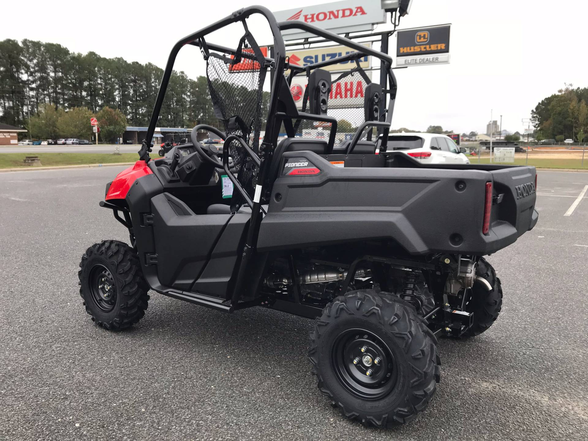 2018 Honda Pioneer 700 in Greenville, North Carolina - Photo 9