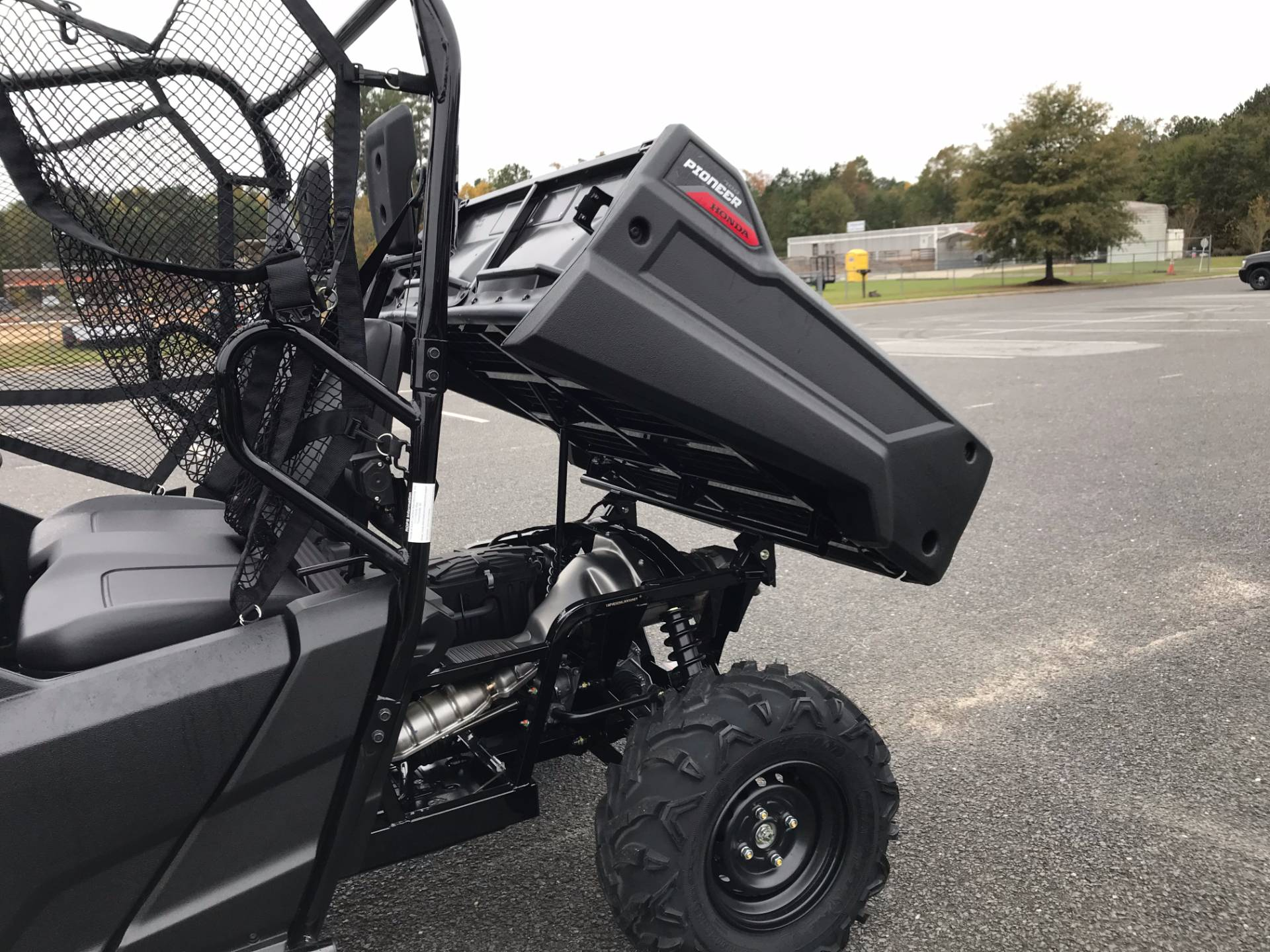 2018 Honda Pioneer 700 in Greenville, North Carolina - Photo 24