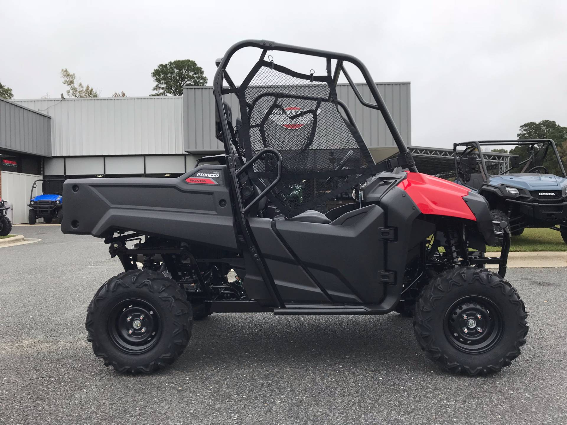 2018 Honda Pioneer 700 in Greenville, North Carolina - Photo 25