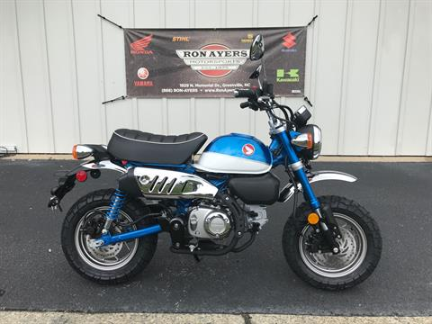 2021 Honda Monkey in Greenville, North Carolina