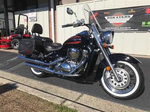 2019 Suzuki Boulevard C50T in Greenville, North Carolina - Photo 2