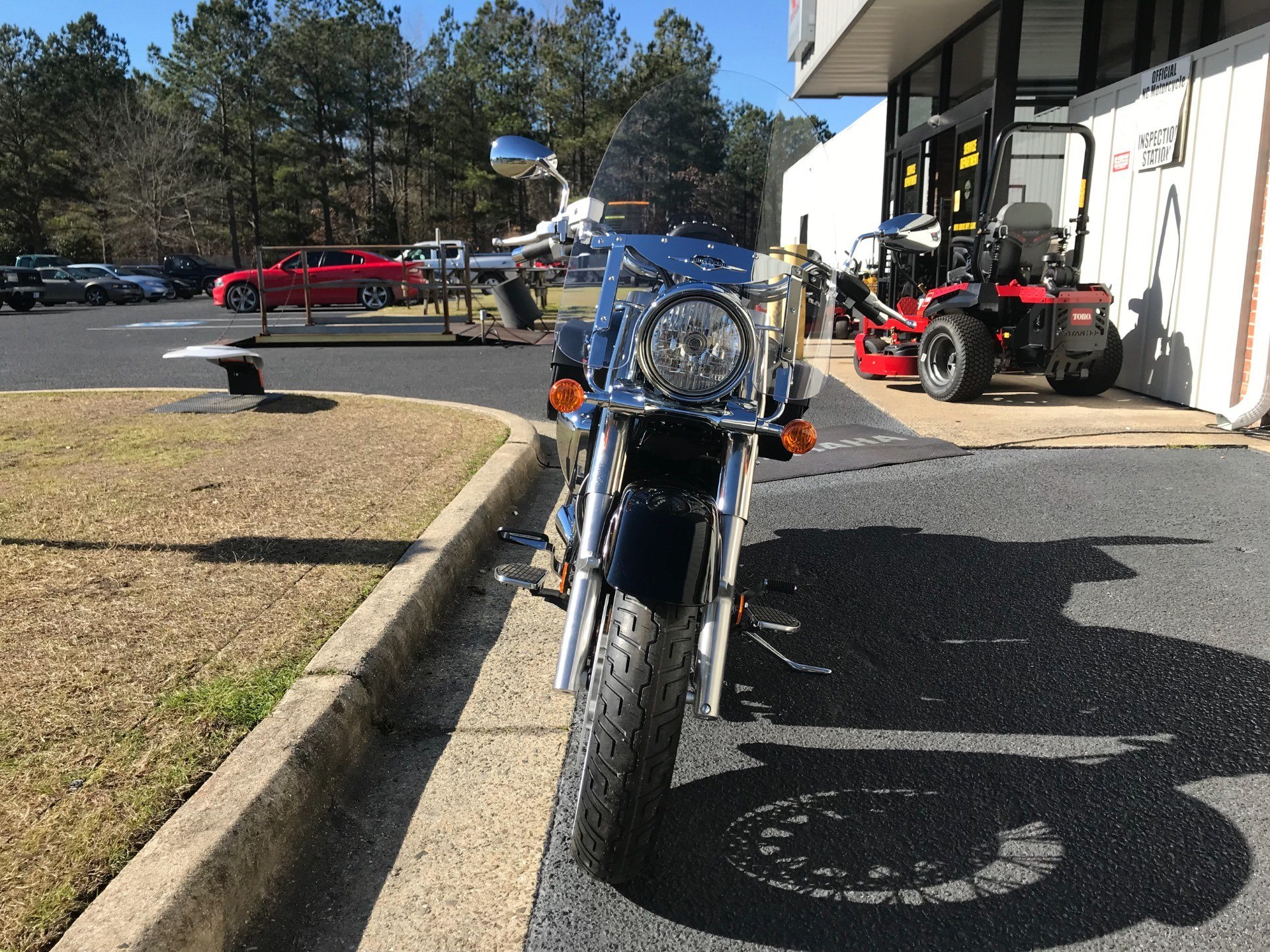2019 Suzuki Boulevard C50T in Greenville, North Carolina - Photo 4