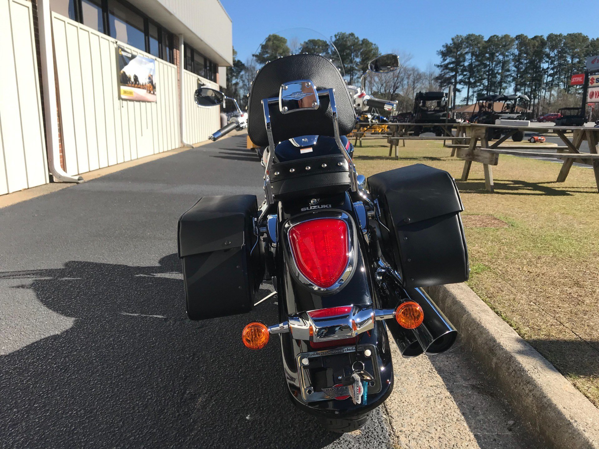 2019 Suzuki Boulevard C50T in Greenville, North Carolina - Photo 9