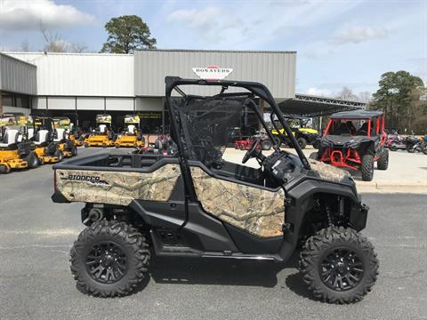 2021 Honda Pioneer 1000 Deluxe in Greenville, North Carolina