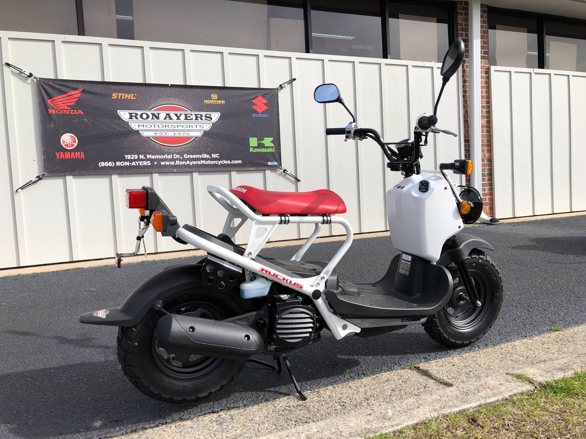 2018 Honda Ruckus in Greenville, North Carolina - Photo 12