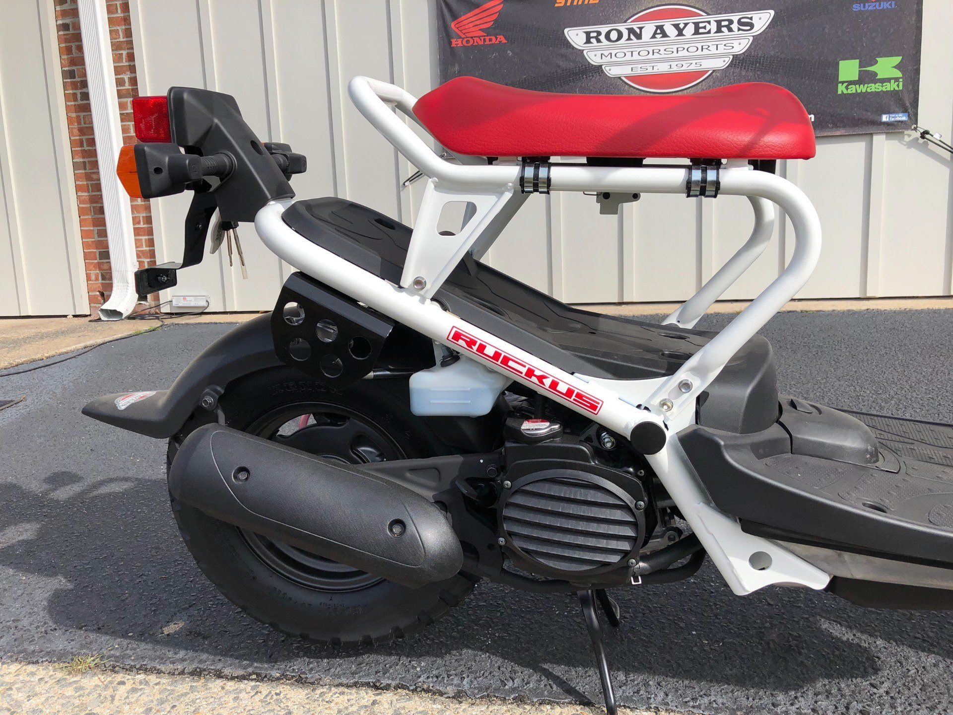 2018 Honda Ruckus in Greenville, North Carolina - Photo 16