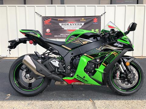 2020 Kawasaki Ninja ZX-10R KRT Edition in Greenville, North Carolina - Photo 1