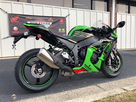 2020 Kawasaki Ninja ZX-10R KRT Edition in Greenville, North Carolina - Photo 12