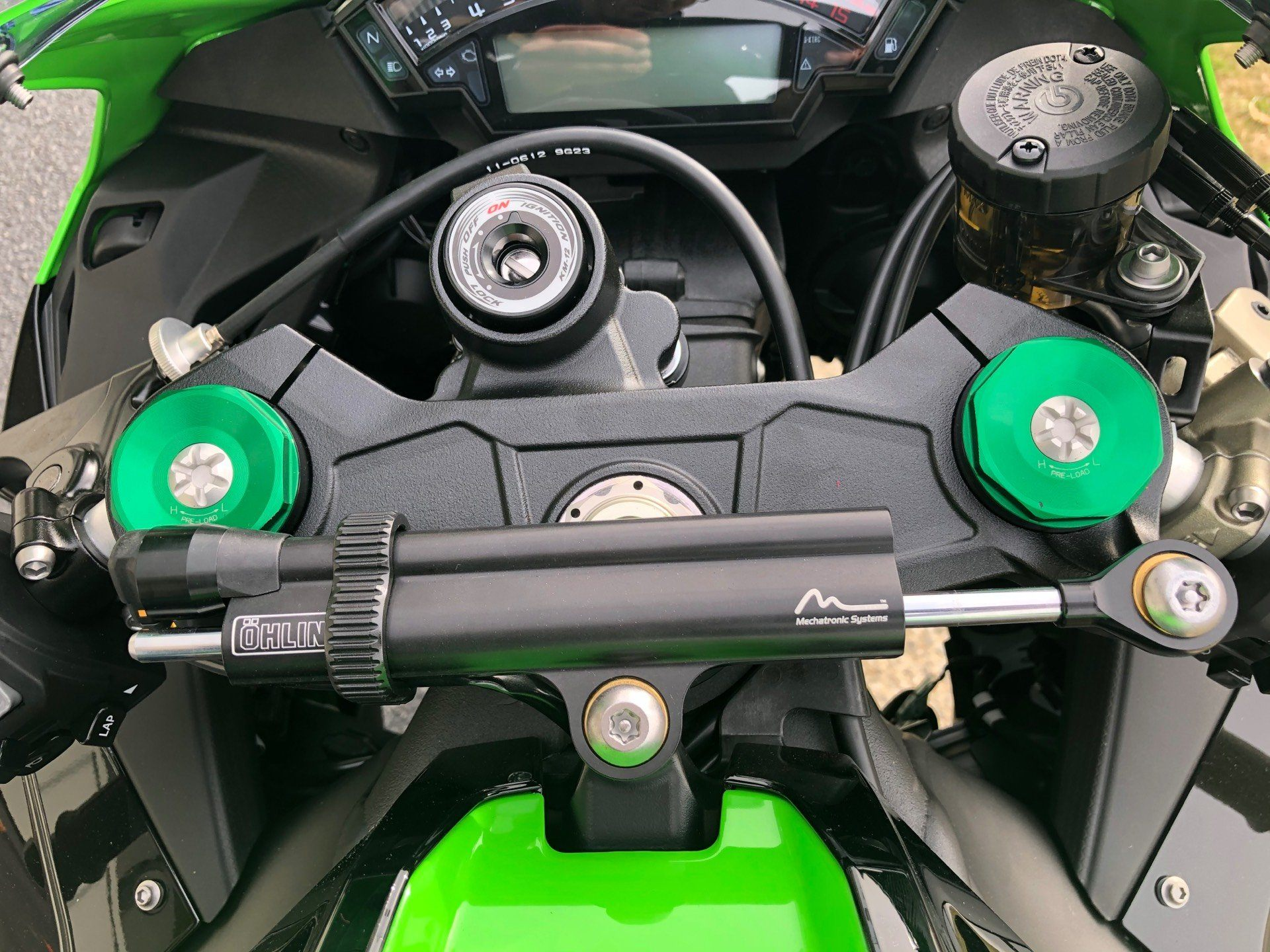 2020 Kawasaki Ninja ZX-10R KRT Edition in Greenville, North Carolina - Photo 25