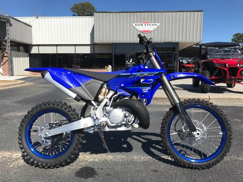 2021 Yamaha YZ250X in Greenville, North Carolina
