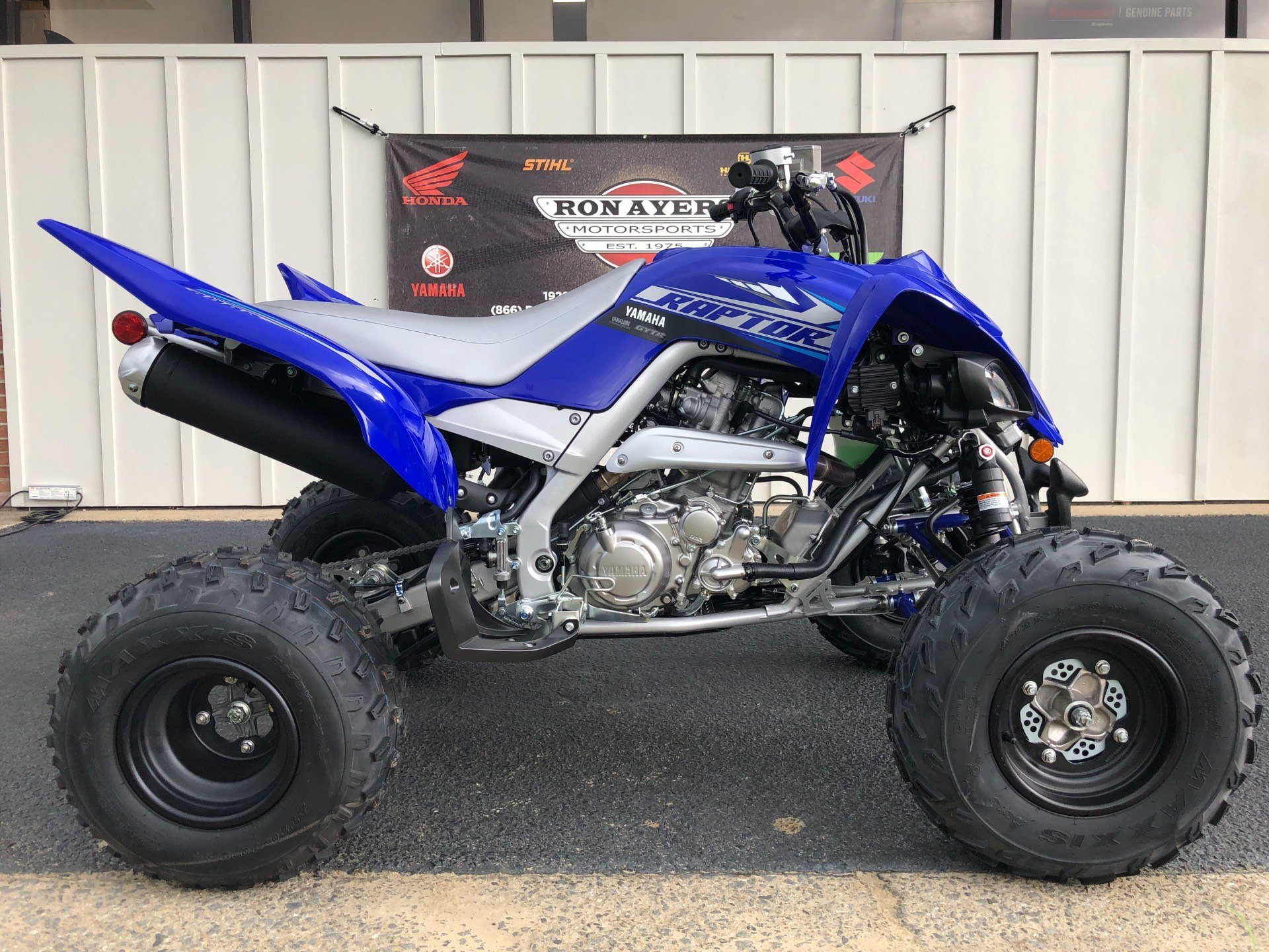2020 Yamaha Raptor 700R in Greenville, North Carolina - Photo 1