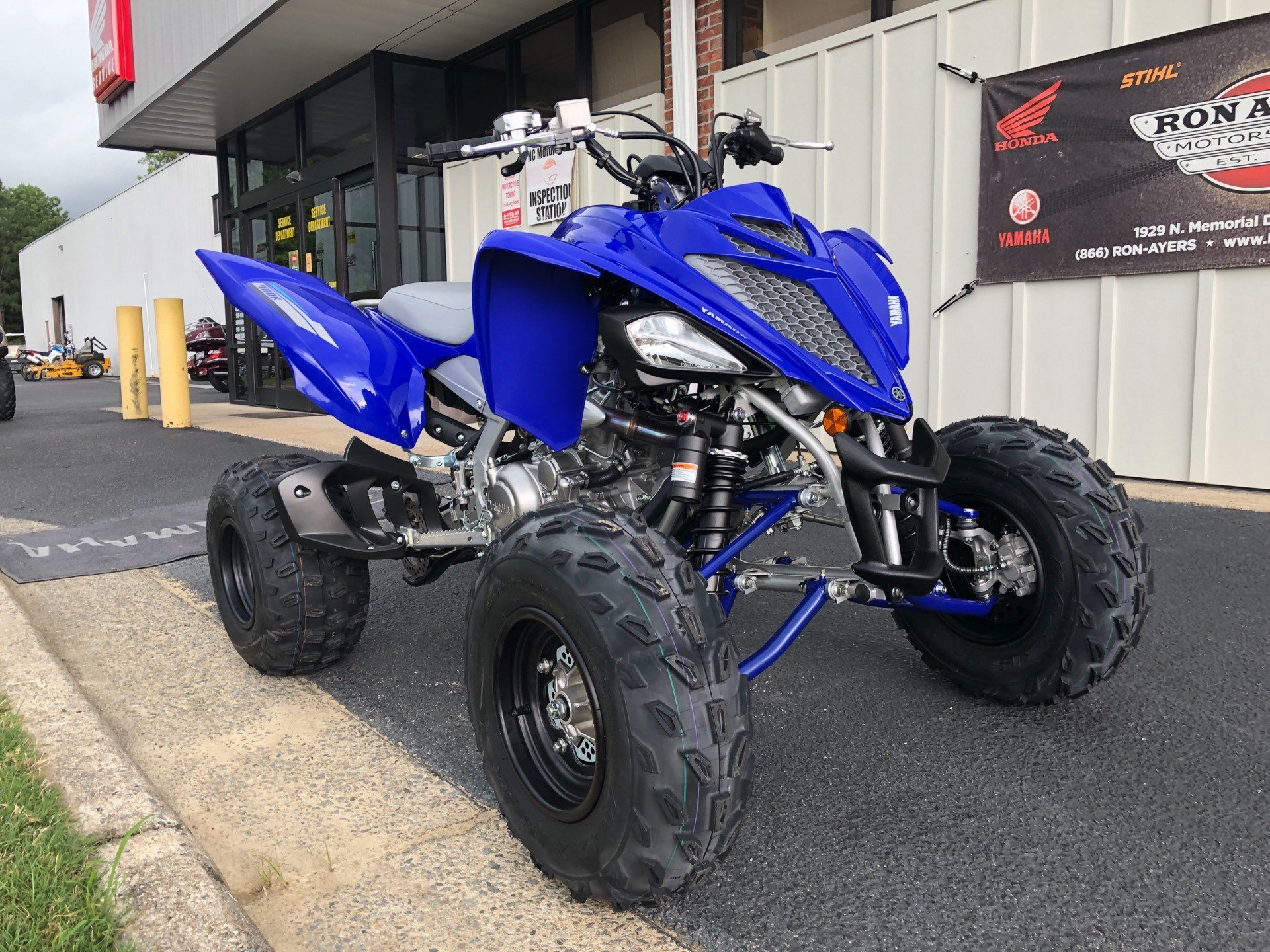 2020 Yamaha Raptor 700R in Greenville, North Carolina - Photo 3