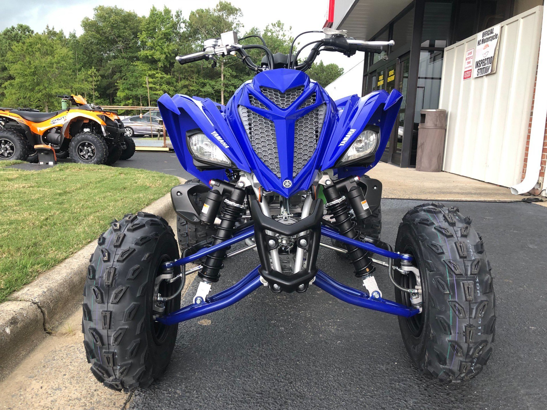 2020 Yamaha Raptor 700R in Greenville, North Carolina - Photo 4