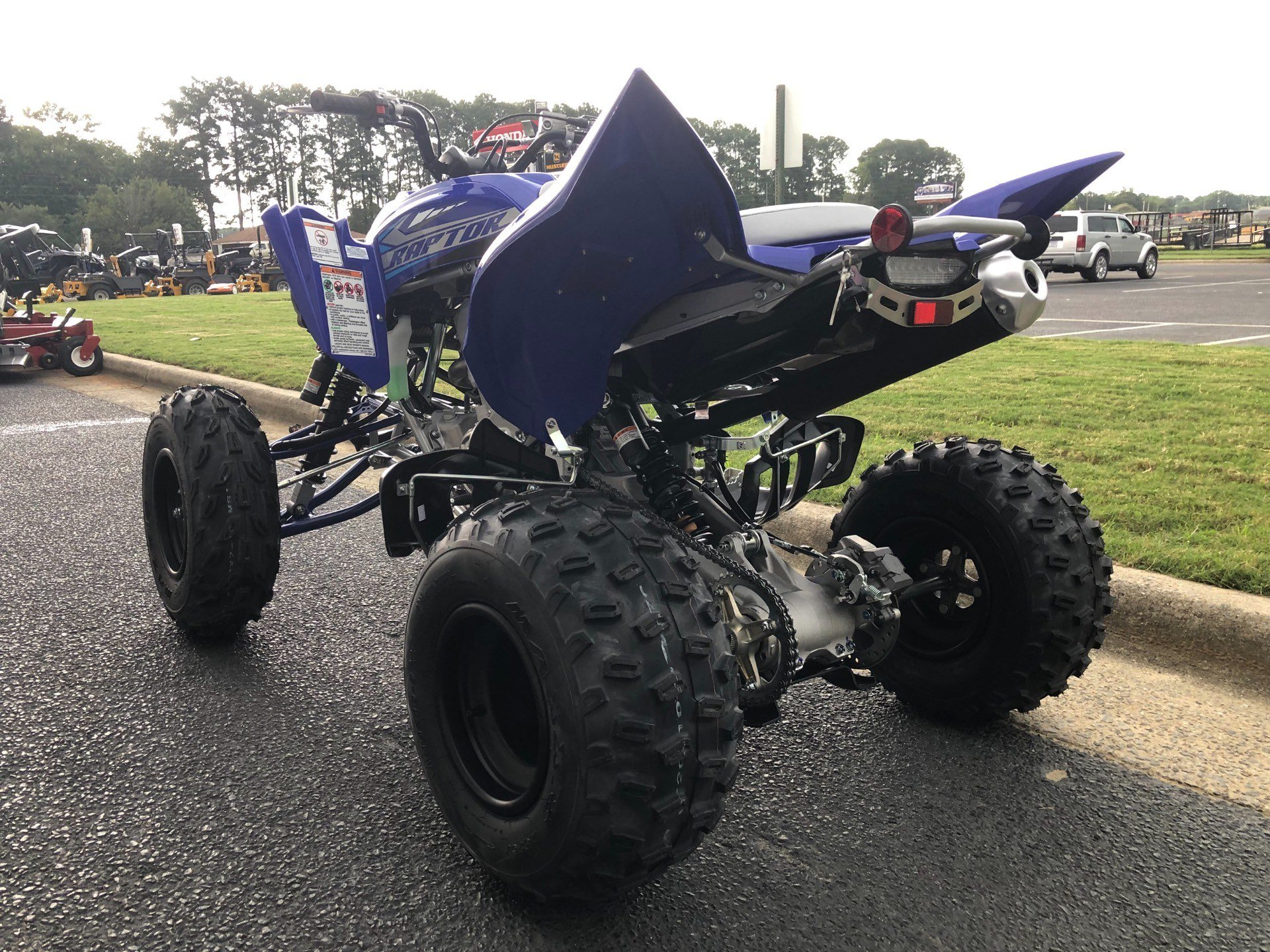 2020 Yamaha Raptor 700R in Greenville, North Carolina - Photo 9