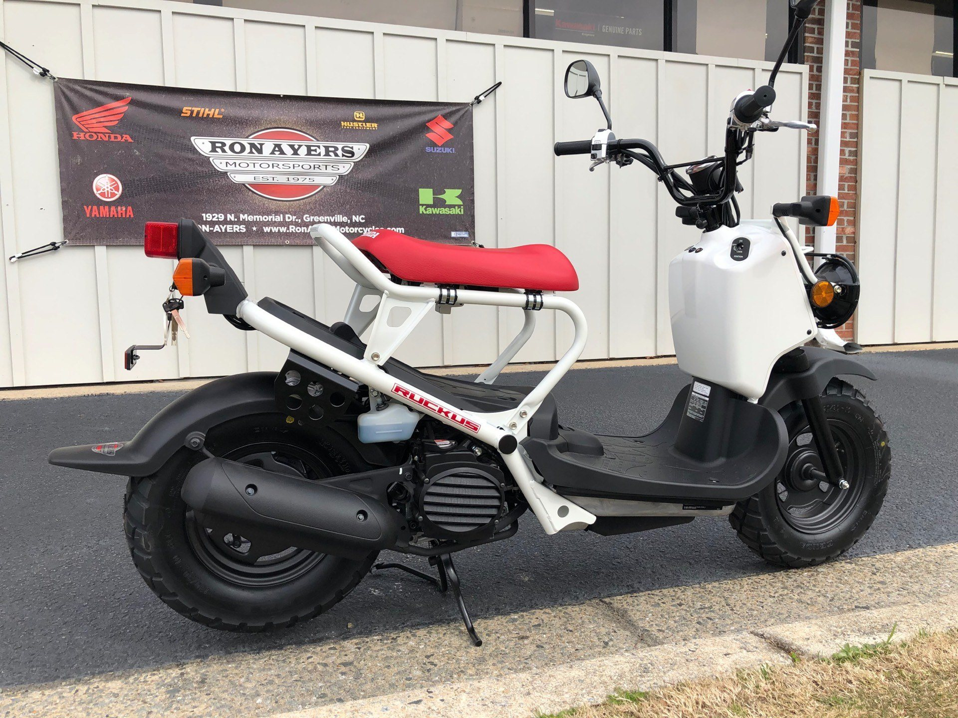 2019 Honda Ruckus in Greenville, North Carolina - Photo 12