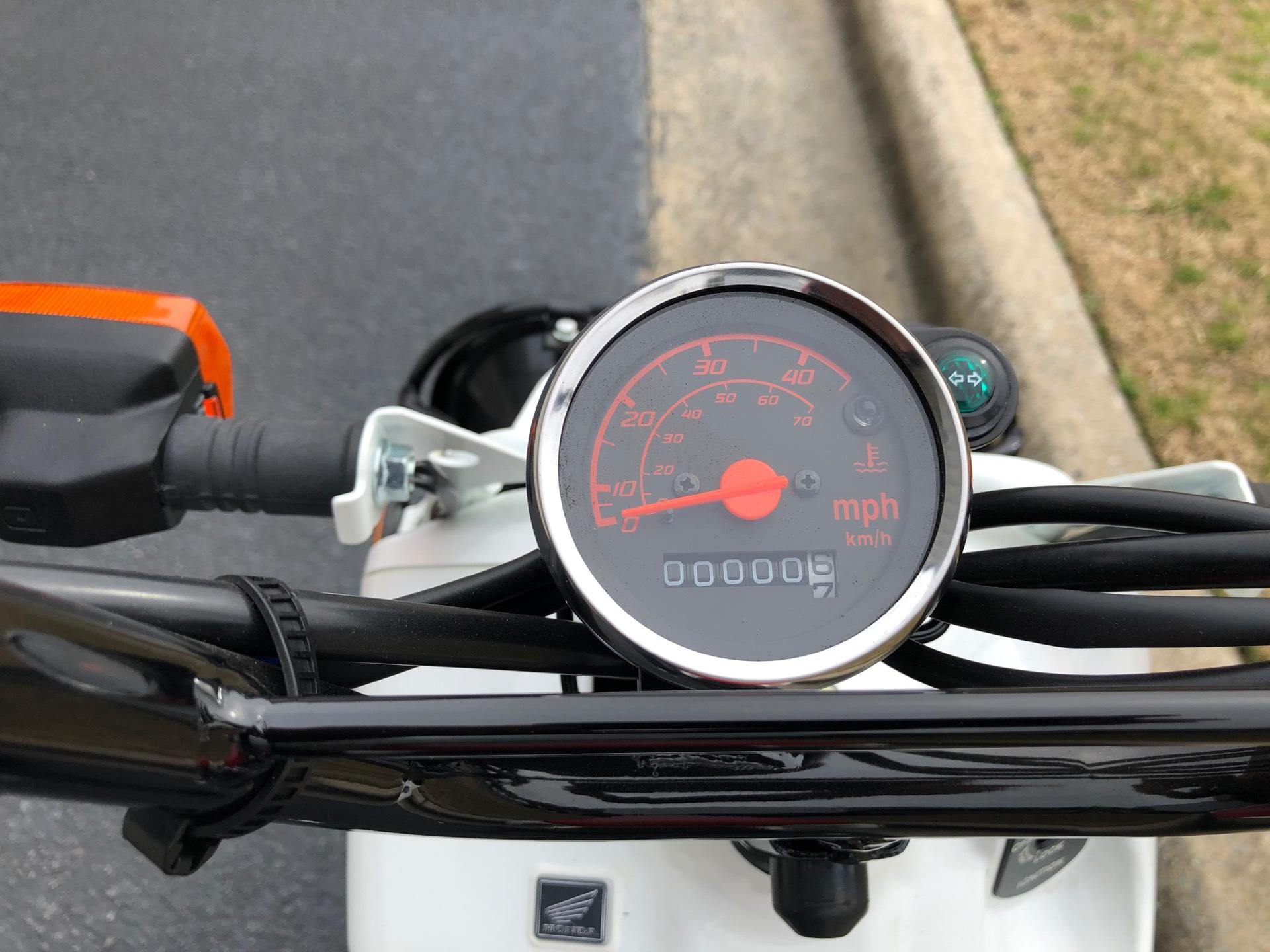 2019 Honda Ruckus in Greenville, North Carolina - Photo 21