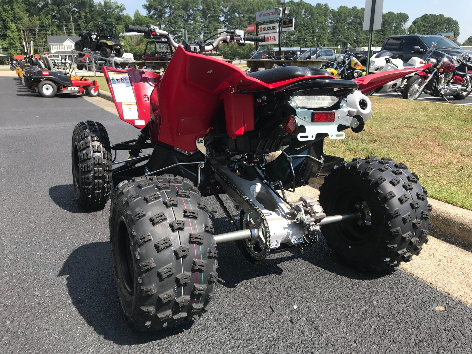2019 Yamaha YFZ450R SE in Greenville, North Carolina - Photo 9