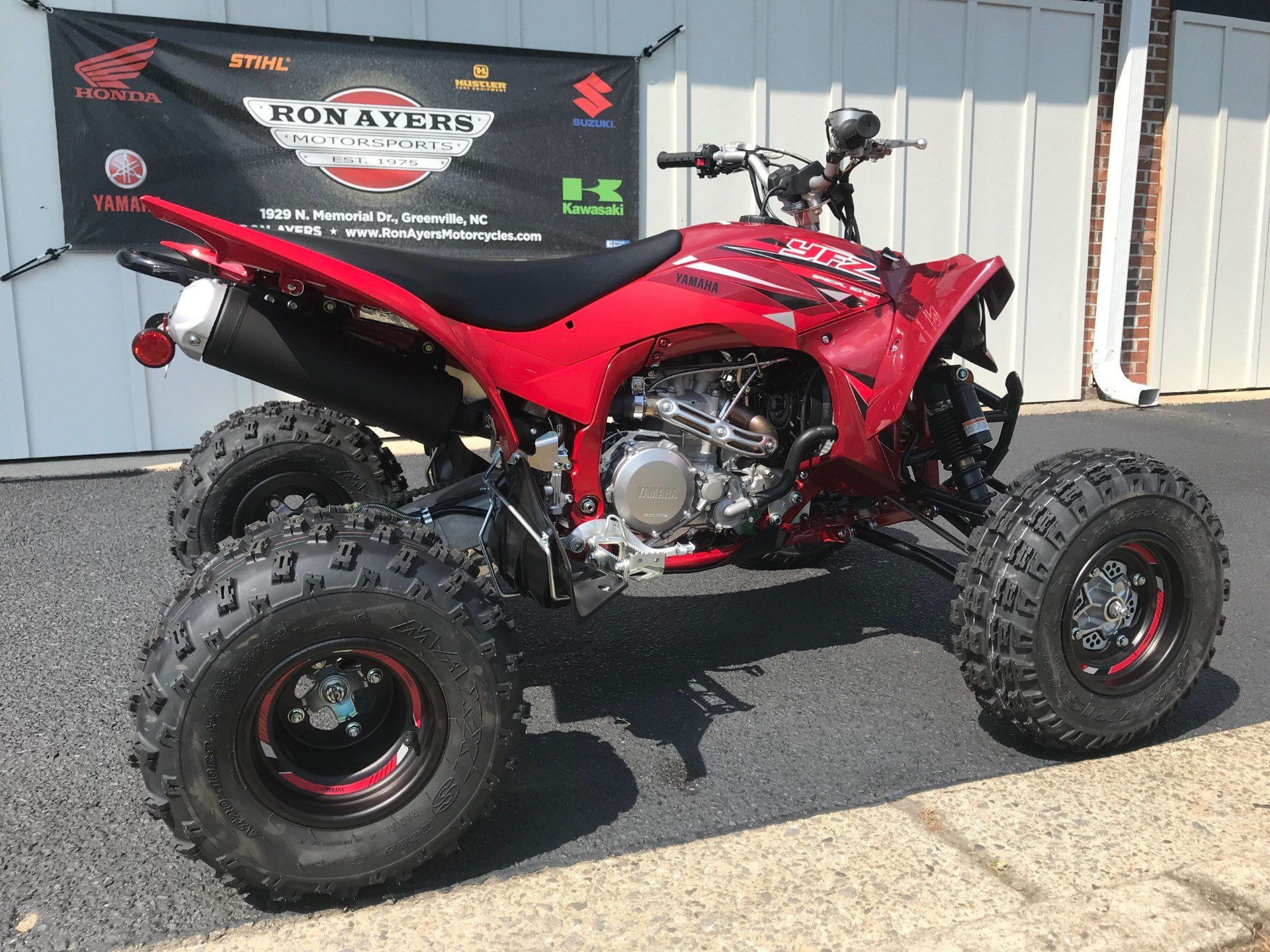2019 Yamaha YFZ450R SE in Greenville, North Carolina - Photo 12