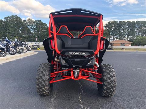 2020 Honda Talon 1000X-4 FOX Live Valve in Greenville, North Carolina - Photo 10