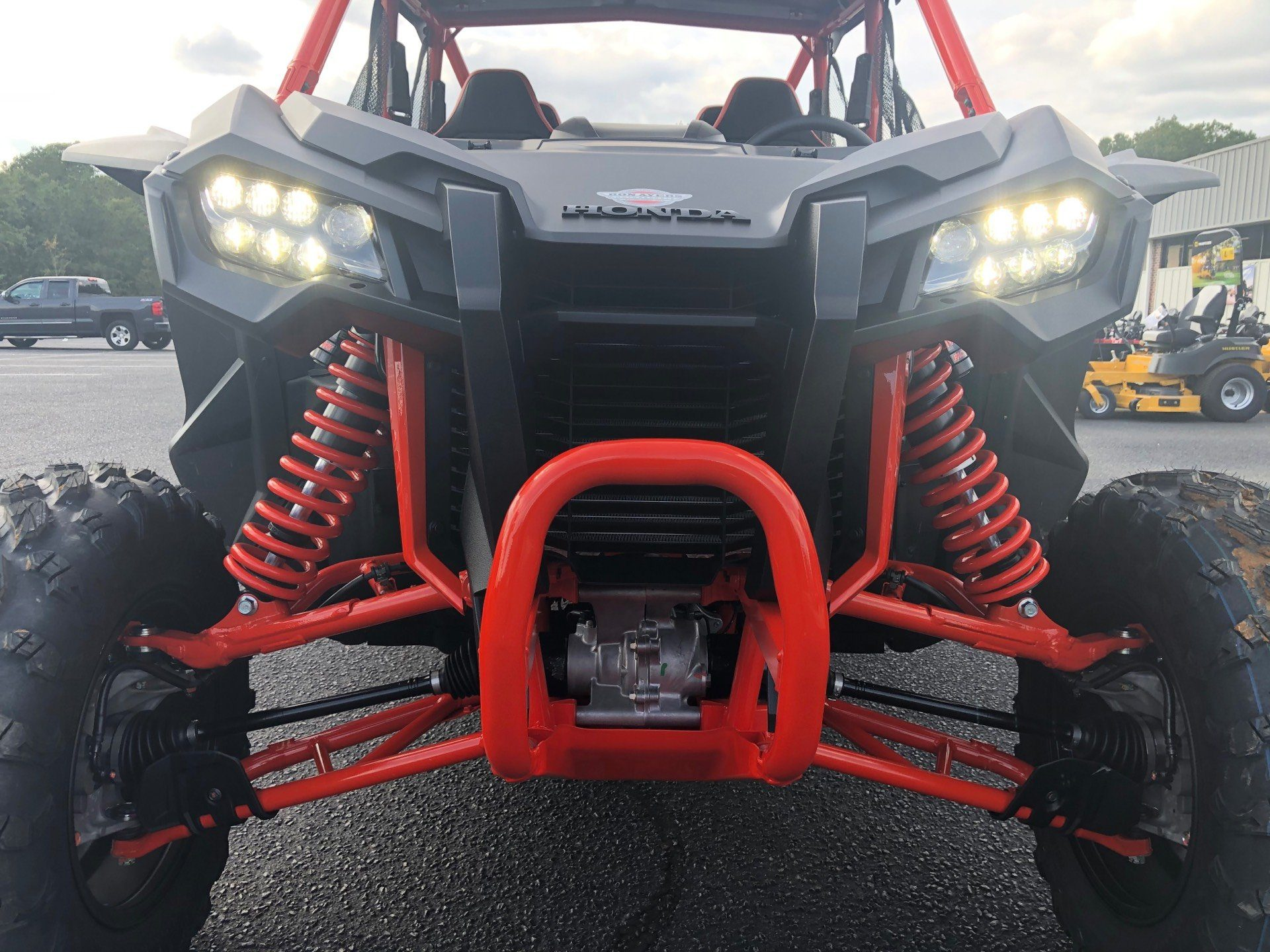 2020 Honda Talon 1000X-4 FOX Live Valve in Greenville, North Carolina - Photo 13