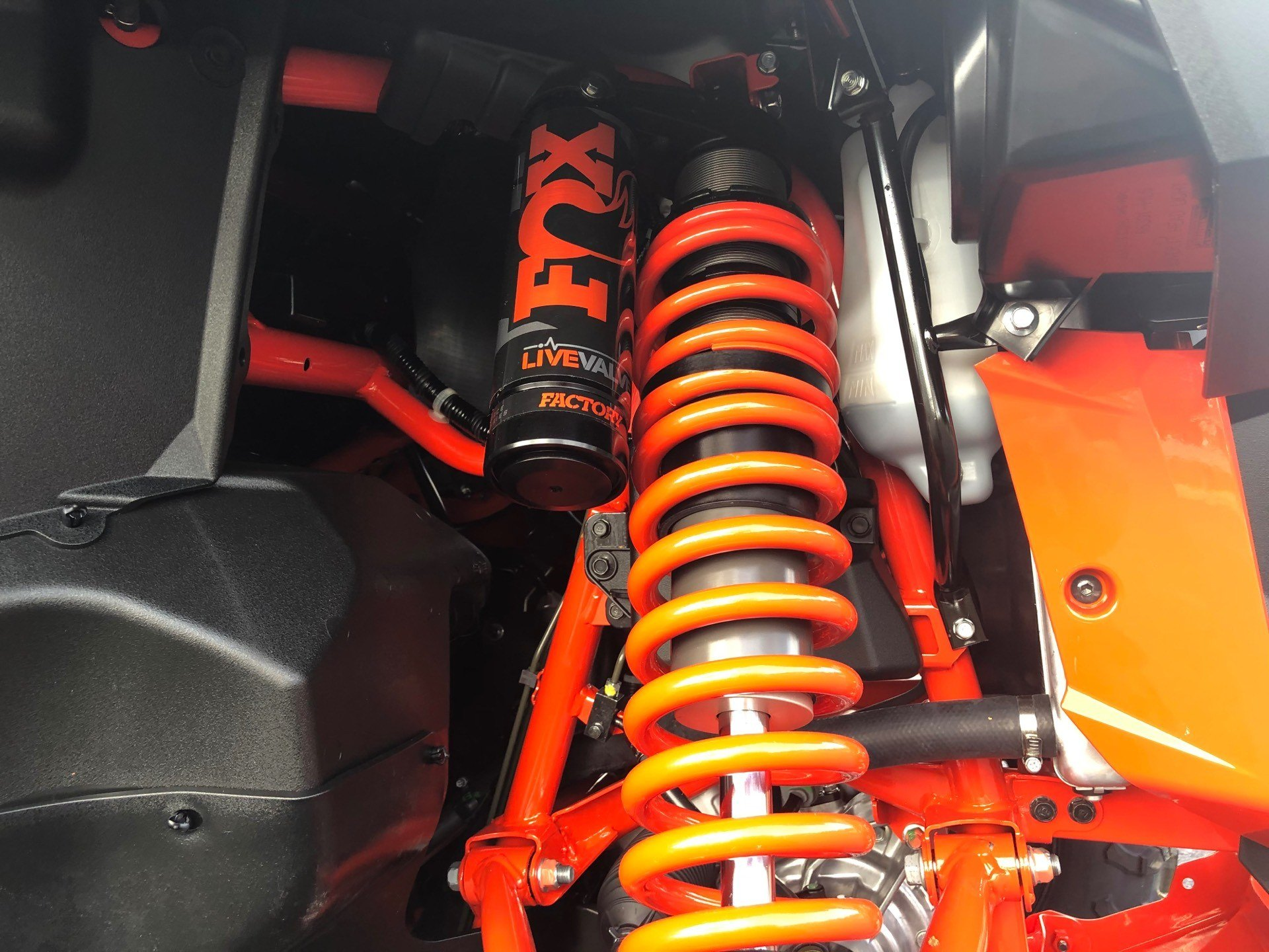 2020 Honda Talon 1000X-4 FOX Live Valve in Greenville, North Carolina - Photo 14