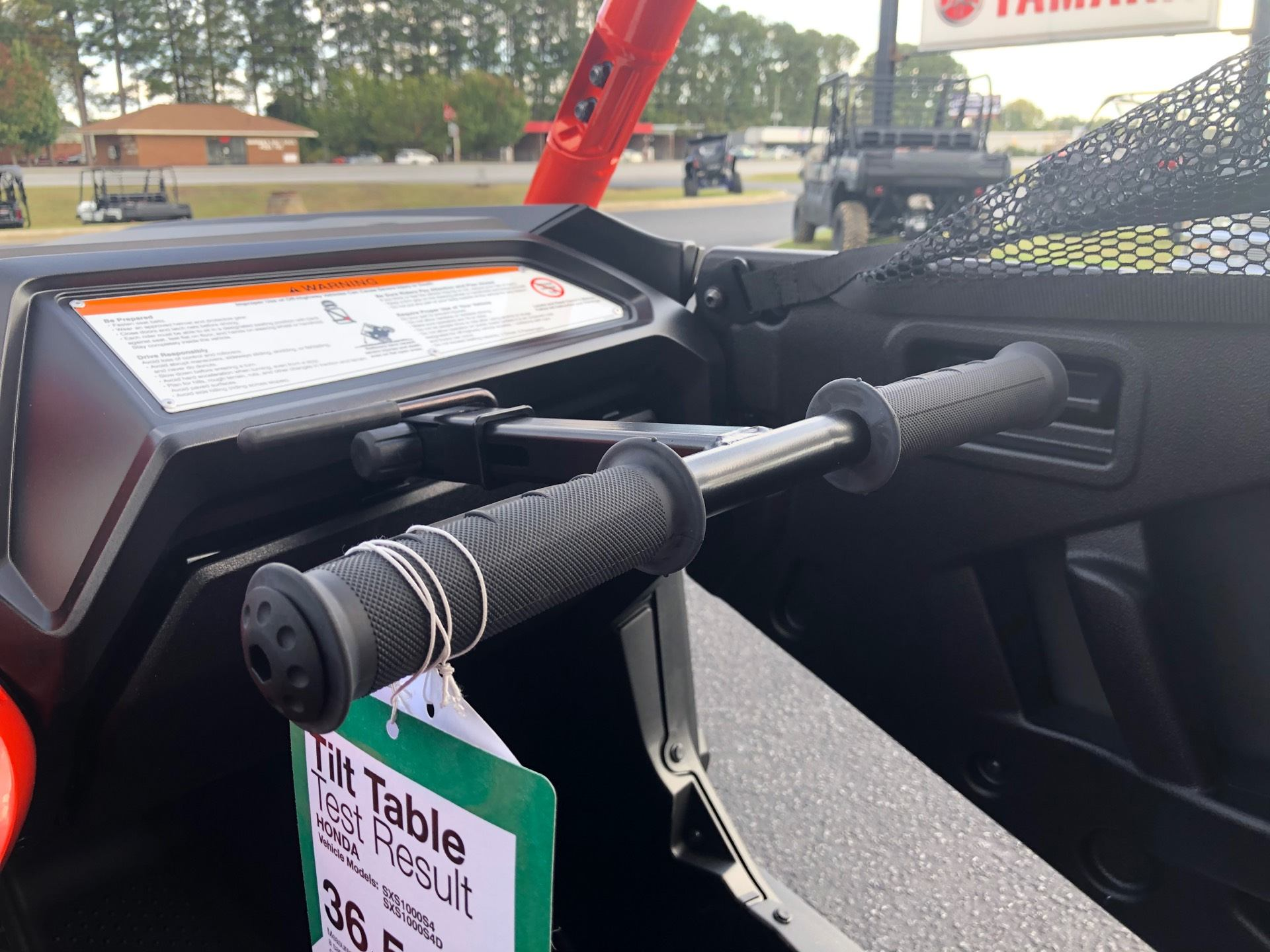2020 Honda Talon 1000X-4 FOX Live Valve in Greenville, North Carolina - Photo 26