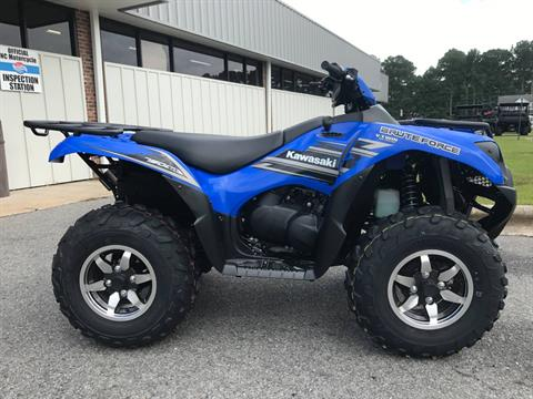 2018 Kawasaki Brute Force 750 4x4i EPS in Greenville, North Carolina - Photo 1