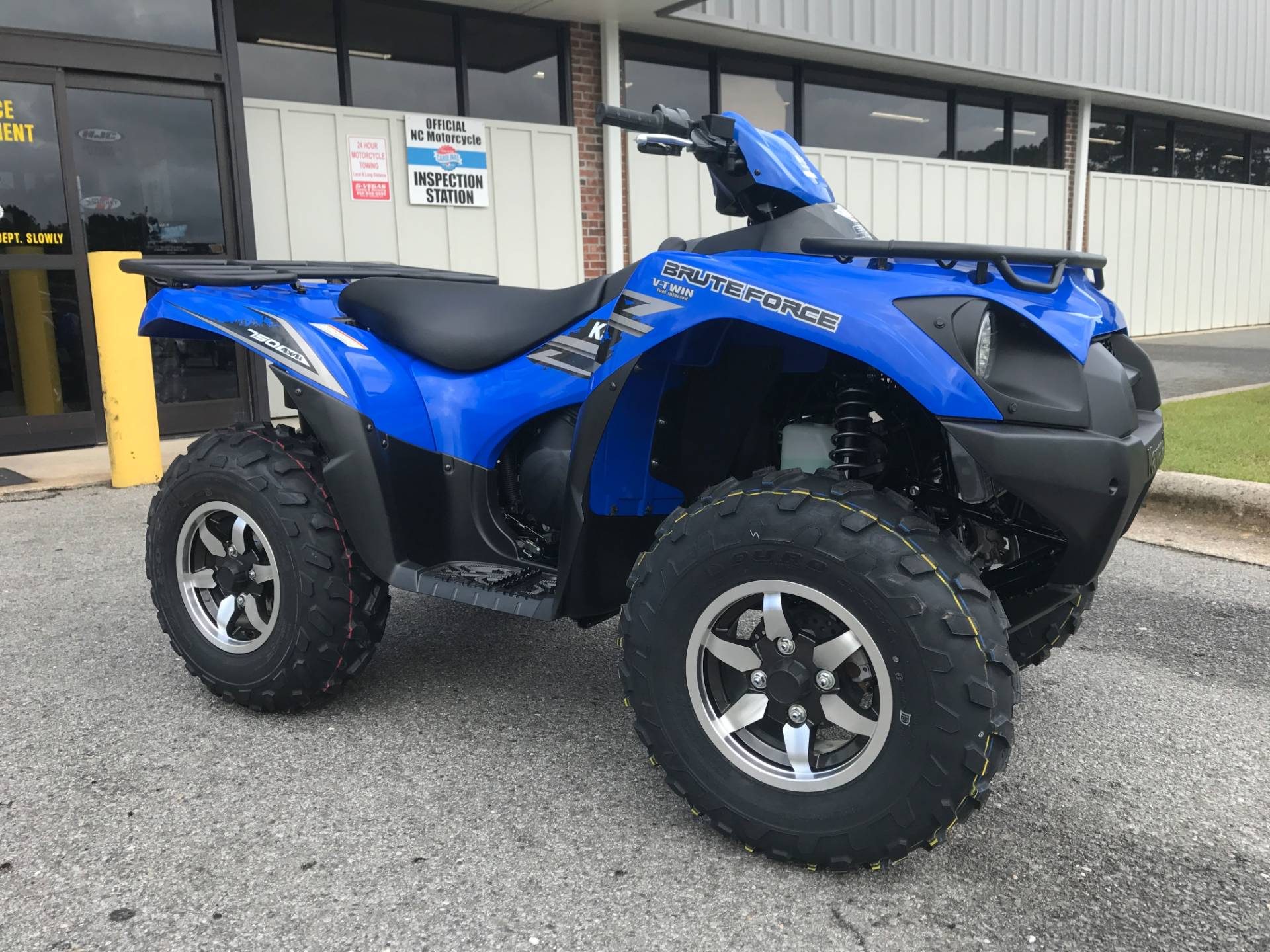 2018 Kawasaki Brute Force 750 4x4i EPS in Greenville, North Carolina - Photo 2