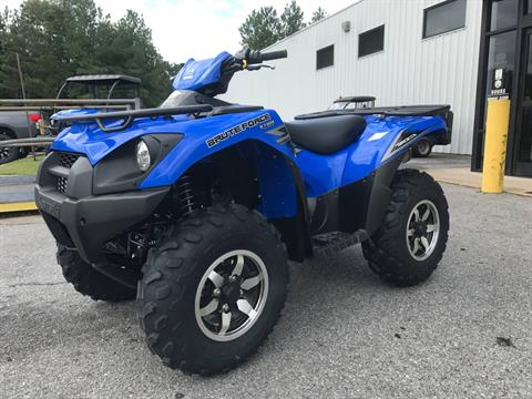 2018 Kawasaki Brute Force 750 4x4i EPS in Greenville, North Carolina - Photo 6