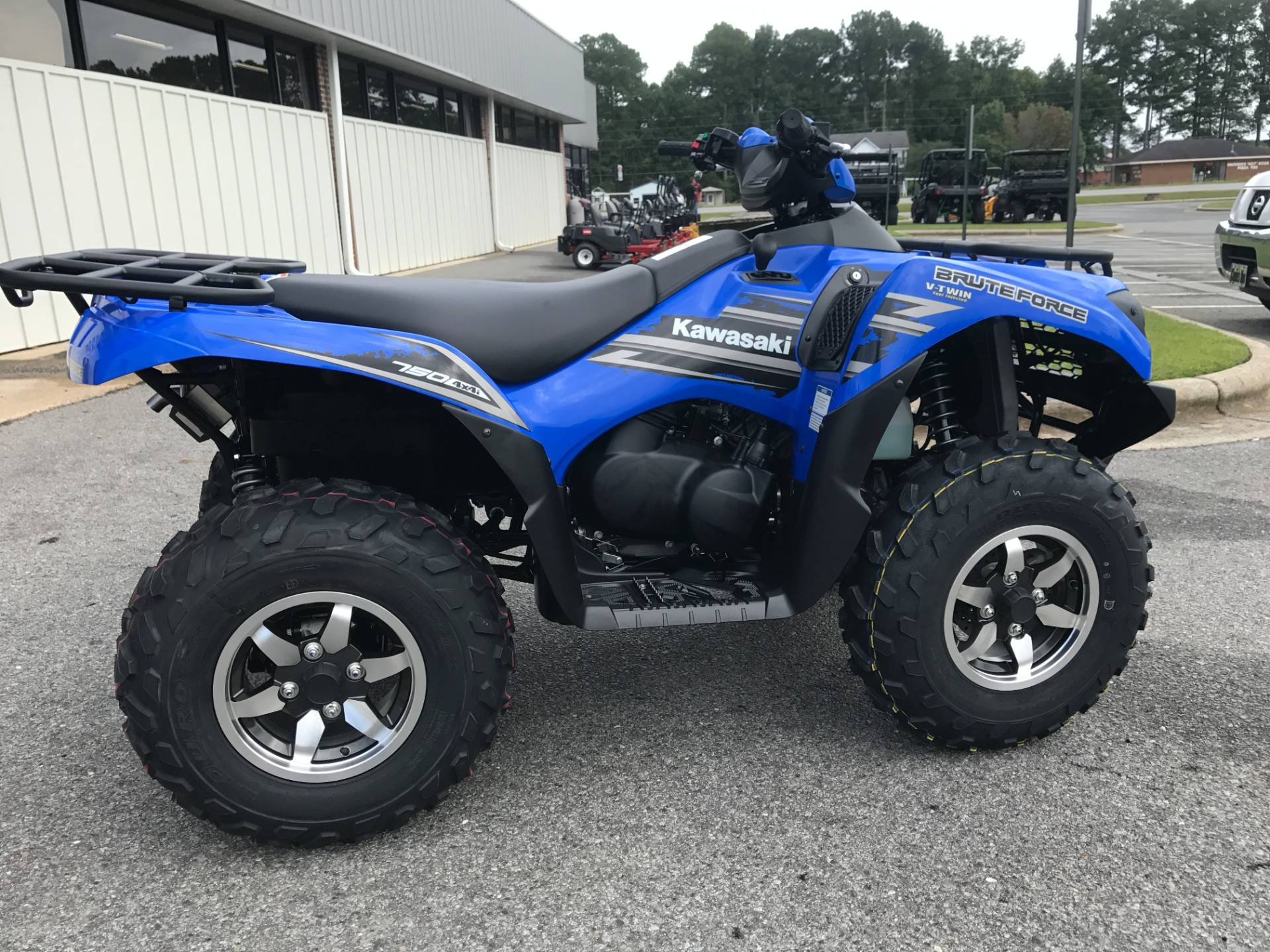 2018 Kawasaki Brute Force 750 4x4i EPS in Greenville, North Carolina - Photo 13
