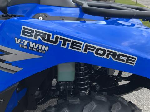 2018 Kawasaki Brute Force 750 4x4i EPS in Greenville, North Carolina - Photo 14