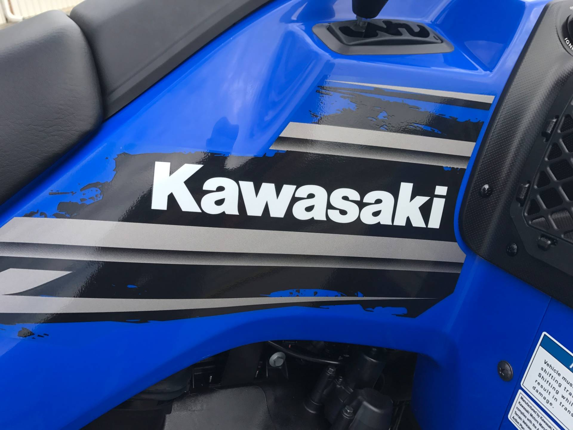 2018 Kawasaki Brute Force 750 4x4i EPS in Greenville, North Carolina - Photo 15