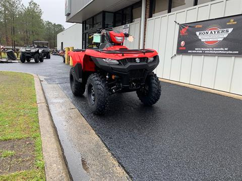 2019 Suzuki KingQuad 750AXi in Greenville, North Carolina - Photo 4