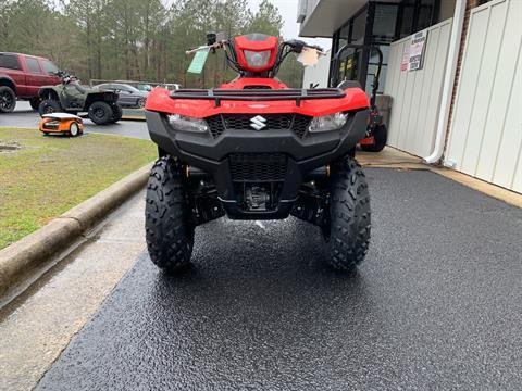 2019 Suzuki KingQuad 750AXi in Greenville, North Carolina - Photo 5