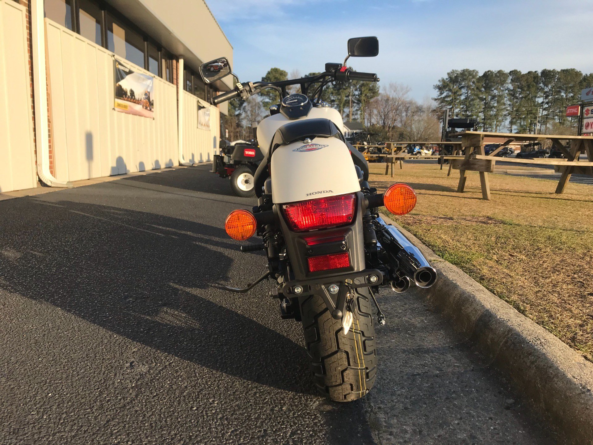 2019 Honda Shadow Phantom in Greenville, North Carolina - Photo 9