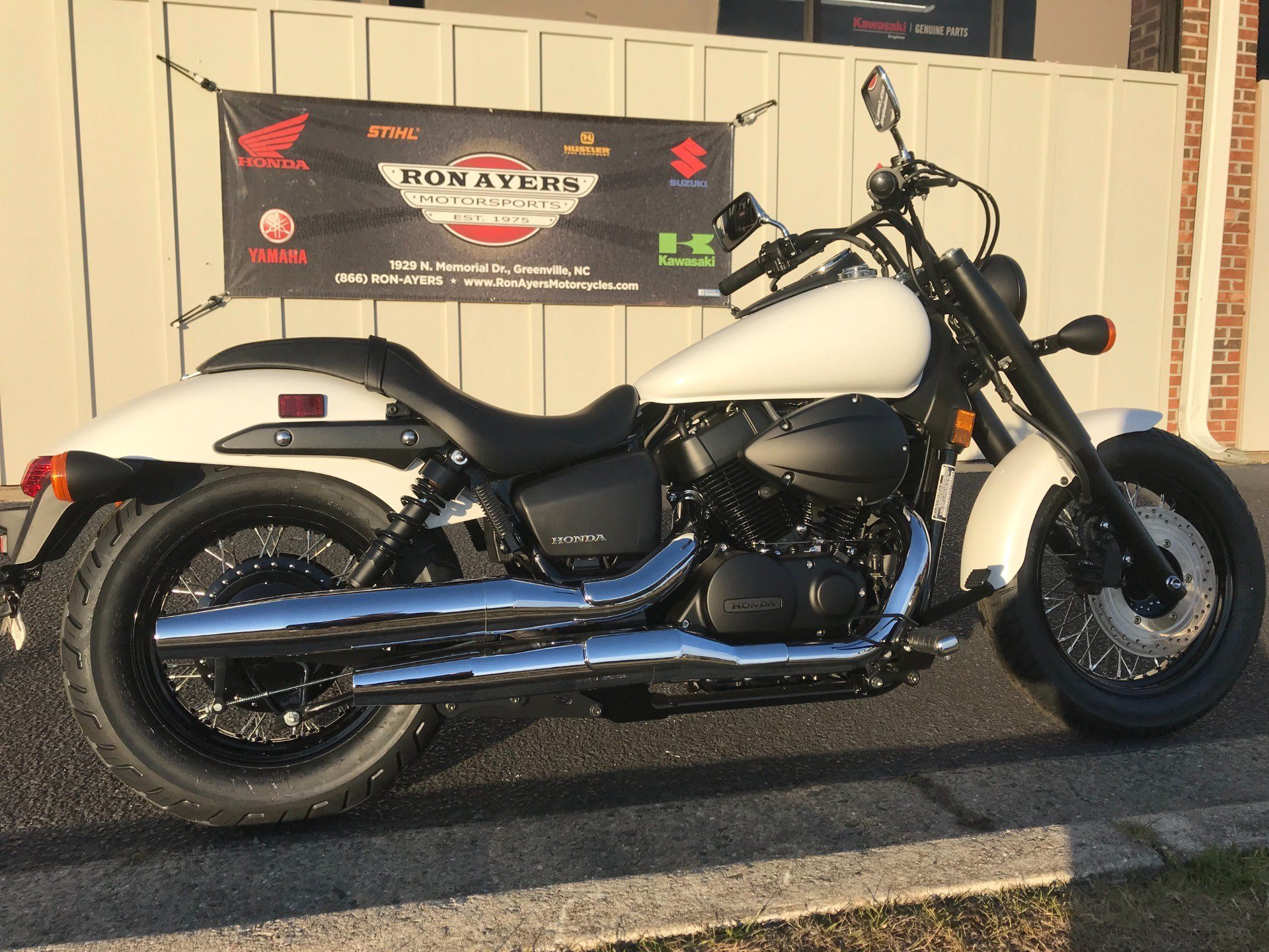 2019 Honda Shadow Phantom in Greenville, North Carolina - Photo 11