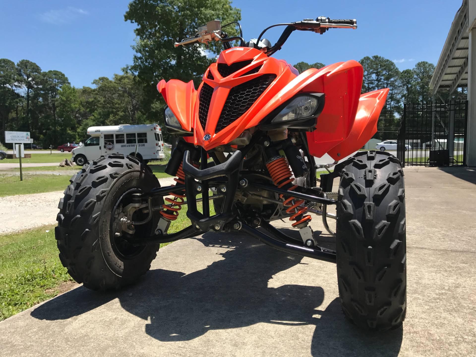 2017 Yamaha Raptor 700 4