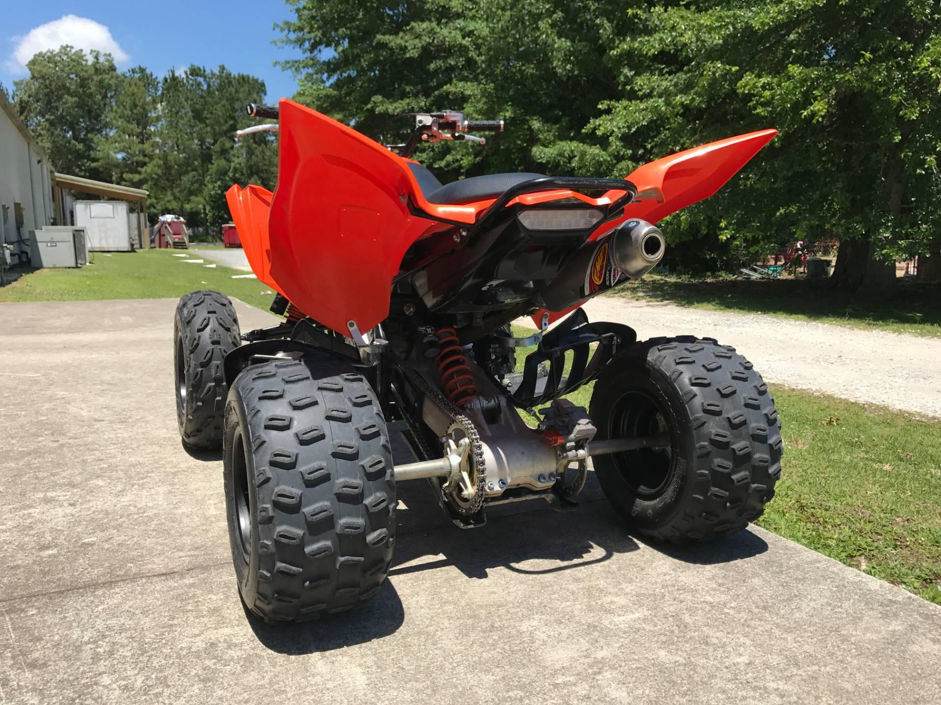2017 Yamaha Raptor 700 8