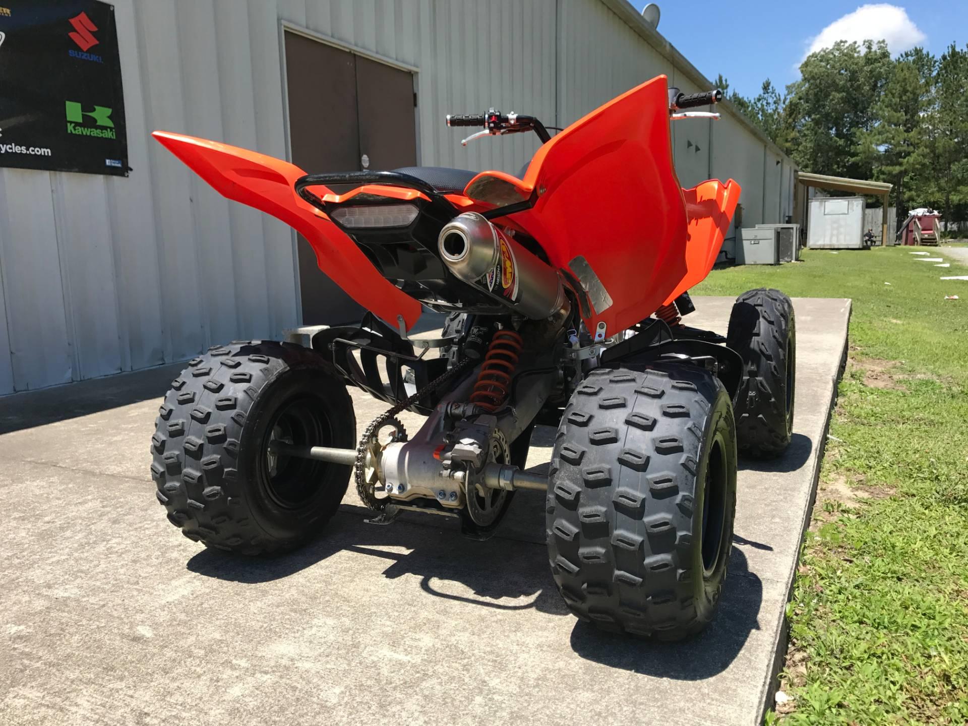 2017 Yamaha Raptor 700 9