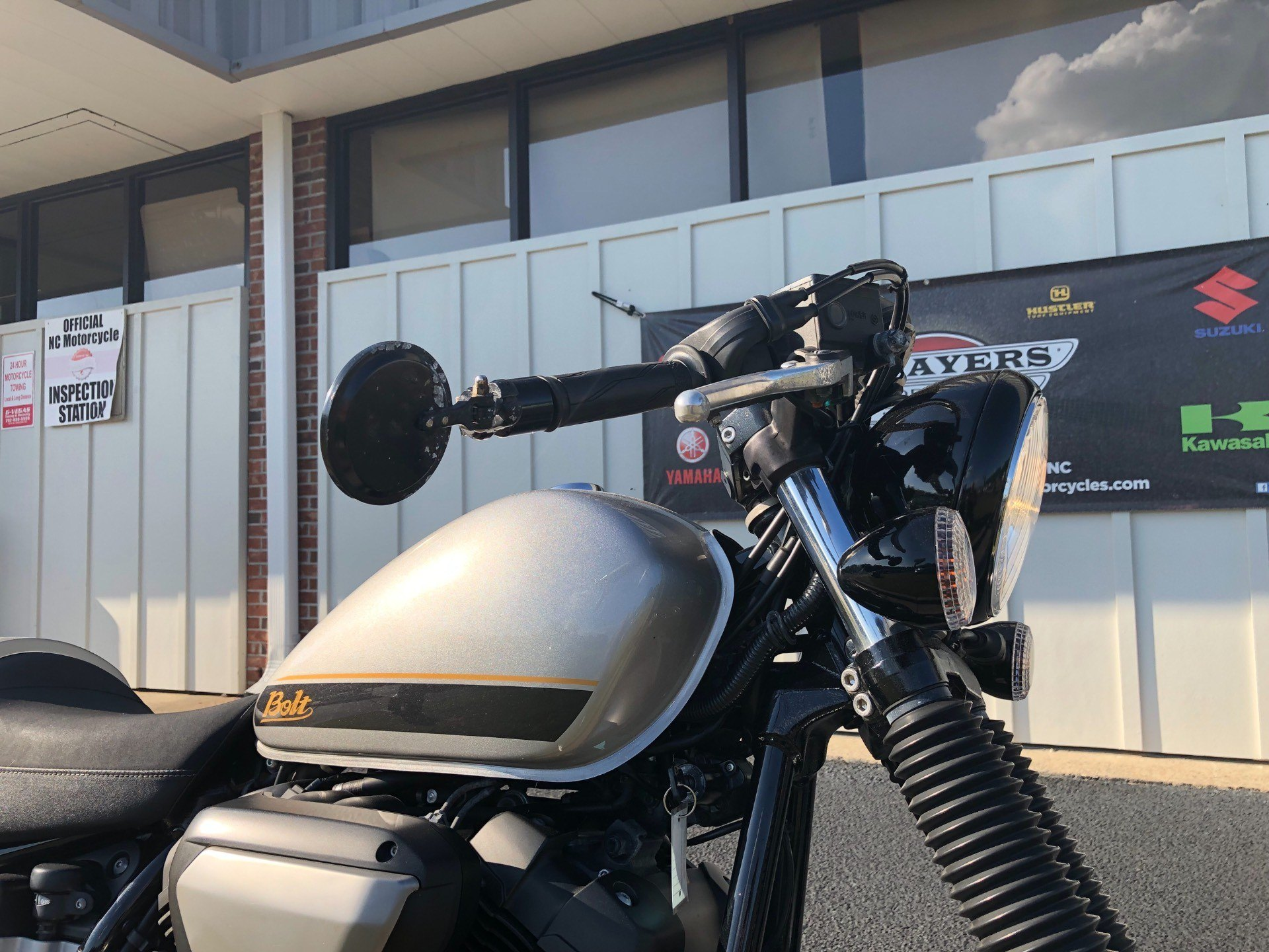 2015 Yamaha Bolt C-Spec in Greenville, North Carolina - Photo 16