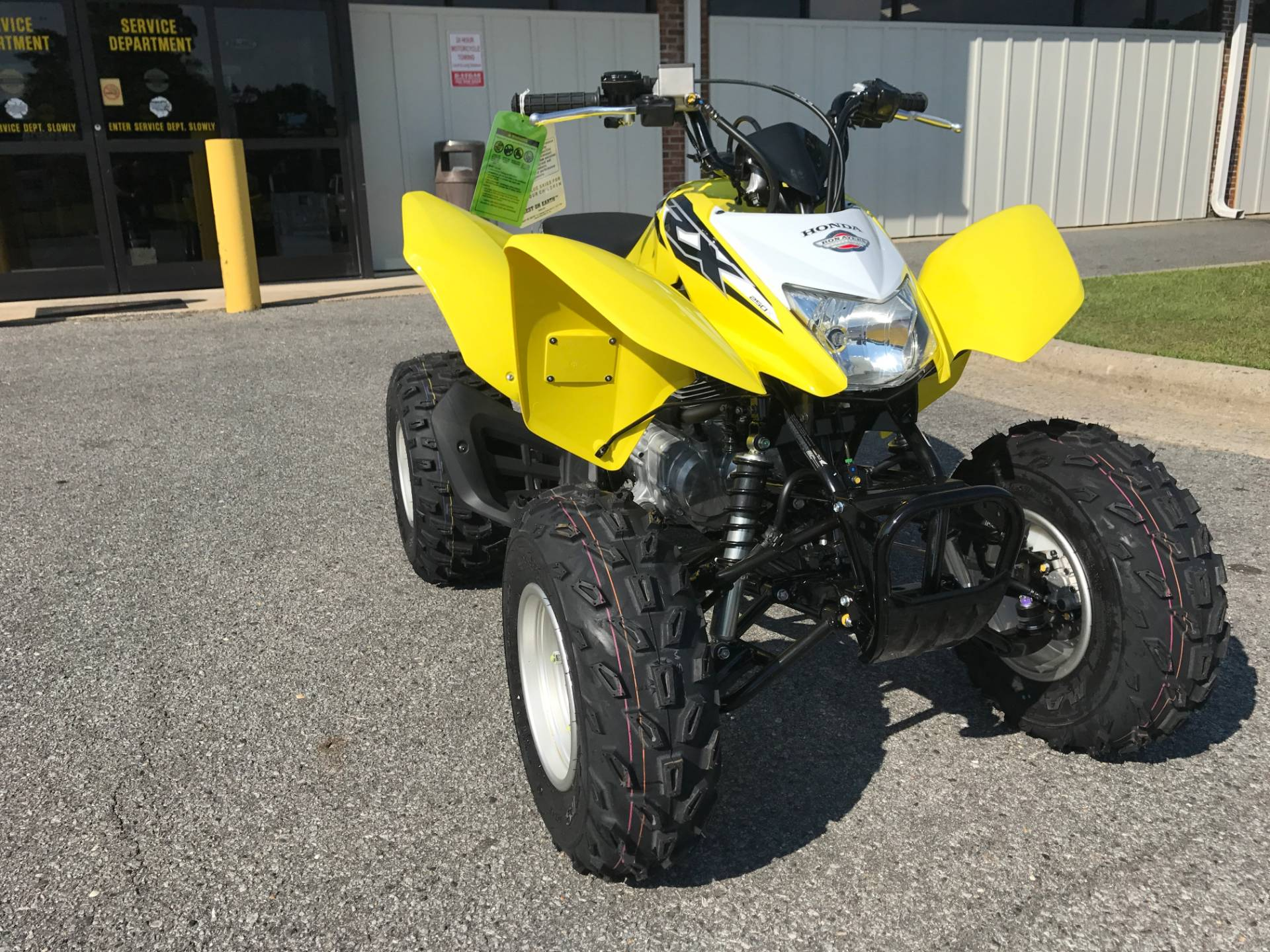 New 2018 Honda TRX250X ATVs in Greenville, NC | Stock ...