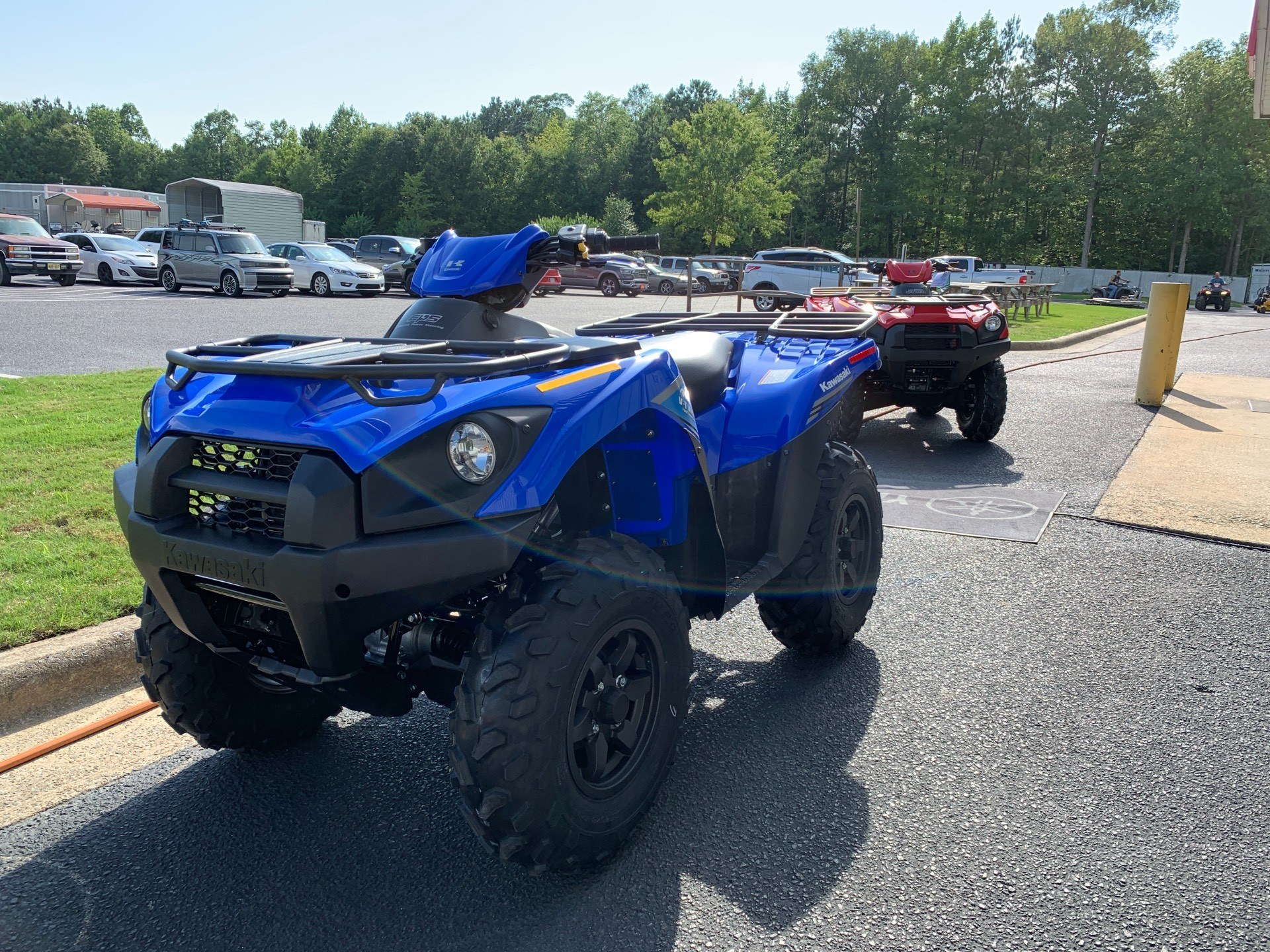 2020 Kawasaki Brute Force 750 4x4i EPS in Greenville, North Carolina - Photo 5