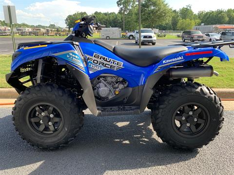 2020 Kawasaki Brute Force 750 4x4i EPS in Greenville, North Carolina - Photo 7
