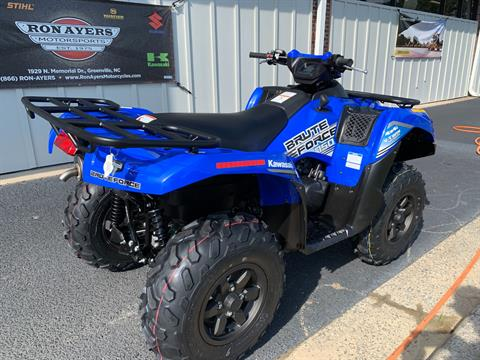 2020 Kawasaki Brute Force 750 4x4i EPS in Greenville, North Carolina - Photo 11