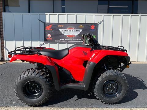 2019 Honda FourTrax Rancher 4x4 DCT EPS in Greenville, North Carolina - Photo 1