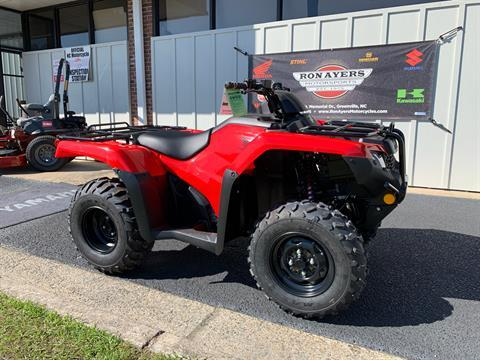 2019 Honda FourTrax Rancher 4x4 DCT EPS in Greenville, North Carolina - Photo 2