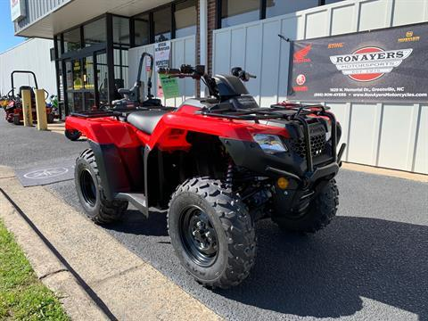 2019 Honda FourTrax Rancher 4x4 DCT EPS in Greenville, North Carolina - Photo 3